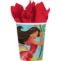 Disney Elena of Avalor 9oz Cups (8)