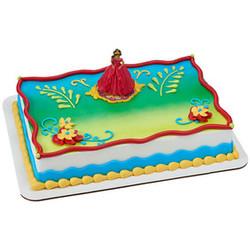 Elena of Avalor Crown Princess Cake Decorating Set