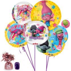 Trolls Ultimate Balloon Bouquet Kit