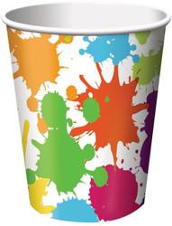 Art Party 9 oz cups (8)