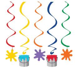 Art Party Dizzy Danglers (5)