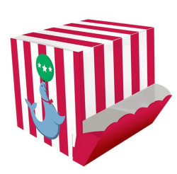 Circus Time Treat Boxes (4)