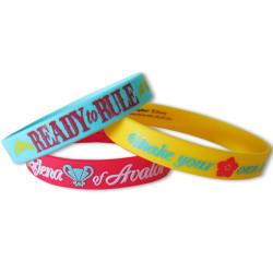 Disney Elena of Avalor Rubber Bracelet Favors (6)