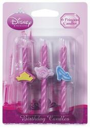 Disney Princess Icon Candles