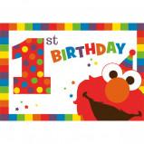 Elmo Turns One Postcard Invitations (8)
