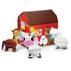 Farmhouse Fun 3D Centerpiece