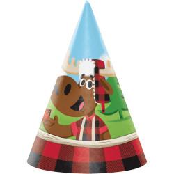 Lum-Bear-Jack Cone Hats (8)