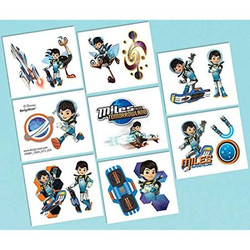 Miles from Tomorrowland Tattoos 1 sheet