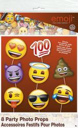 NEW Emoji Photo Props