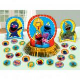 New Sesame Street Table Decorating Kit