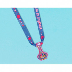 Shimmer and Shine Charm Necklace Favors (12)