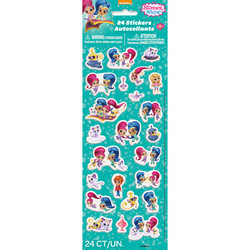 Shimmer and Shine Puffy Sticker Sheet