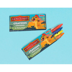 The Lion Guard Crayons Favors (12)