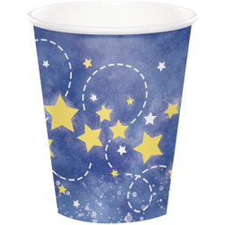 To the Moon and Back 9 oz Cups (8)