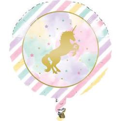 """Sparkle Unicorn 18"""" Foil Balloon"""