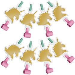 Sparkling Unicorn Blowouts 8ct