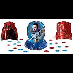 Star Wars 8 The Last Jedi Table Decorating Kit 23pc