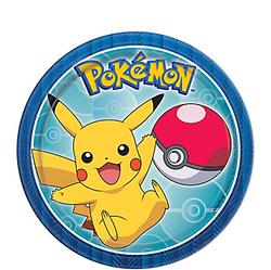 Pokemon Core Dessert Plates 8ct