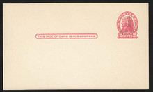 UX32 UPSS# S44-9, Chicago Surcharge, Mint Postal Card