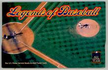 UX337-56 UPSS# 351-70 20c Legends of Baseball Mint Postal Cards
