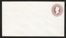 U78 UPSS# 156 2c Brown on White, Mint Entire