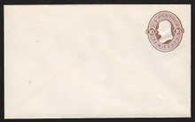 U187 UPSS # 540a 10c Brown on White, Mint Entire