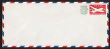 UC30a UPSS # AM-86-46 6c + 1c Carmine, type 2, Mint Entire