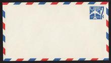 UC33 UPSS # AM-89-46 7c Jet Blue Mint Entire