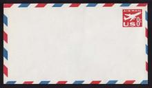 UC36 UPSS # AM-93-48 8c Jet Red Mint Entire
