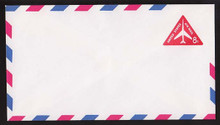 UC37 UPSS # AM-95-50 8c Jet Red Mint Entire