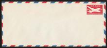 UC18a UPSS # AM-65-45 6c Carmine, type 2, Mint Entire