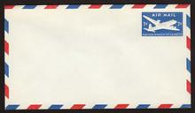 UC26 UPSS # AM-75-46 7c Jet Blue Mint Entire