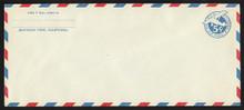 UC1 UPSS # AM-6-28 5c Blue, die 1, Mint Entire