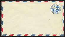 UC2 UPSS # AM-9-30a 5c Blue, die 2, Mint Entire