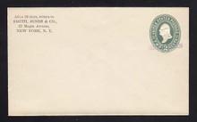 U311, UPSS # 926-12 Entire, Specimen Form 43
