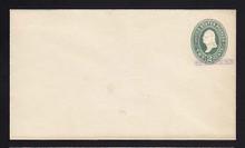 U311, UPSS # 928-12 Entire, Specimen Form 43