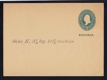 W316, UPSS # 1024-8 Wrapper, Specimen Form 39