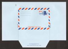 UC38, UPSS #ALS-8a 11c Kennedy, UNFOLDED, Reverse Die Cut