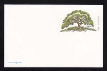 UX645 UPSS # S658A (34c) Tree Mint Postal Card