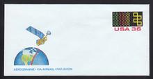 UC58, UPSS #ALS-24 36c Weather Stations, Mint, FOLDED