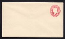 U227 UPSS # 650 2c Red on White, Mint Entire