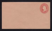 U230 UPSS # 660 2c Red on Fawn, Mint Entire
