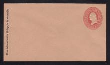 U230 UPSS # 660 2c Red on Fawn, Mint Entire, GR