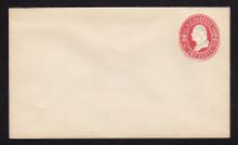 U231 UPSS # 667 2c Red on White, Mint Entire