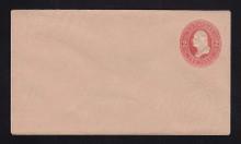 U234 UPSS # 678 2c Red on Fawn, Mint Entire