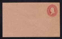 U234 UPSS # 679-6 2c Red on Fawn, Mint Entire