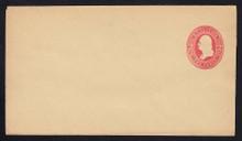 W235 UPSS # 683 2c Red on Manila, Mint Wrapper, Folded