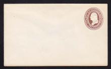 U260 UPSS # 686 2c Brown on White, Mint Entire