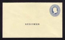 U75, UPSS # 148 Entire, Specimen Form 10