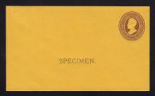 U80, UPSS # 161 Entire, Specimen Form 13